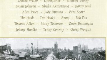 From Tyne to Tweed CD Album