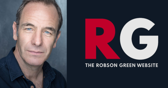 The Robson Green Website Gallery