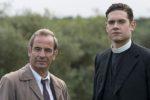 Robson Green & Tom Brittney in Grantchester