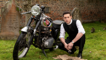 Interview with Tom Brittney as Will Davenport