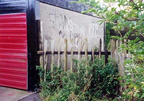 Garage in Blyth Close, Dudley