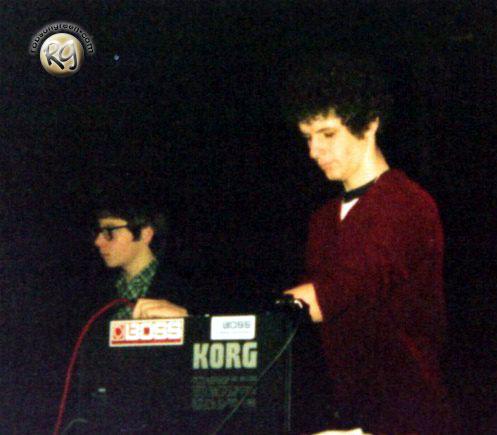 Stephen Wiliamson and John Davis