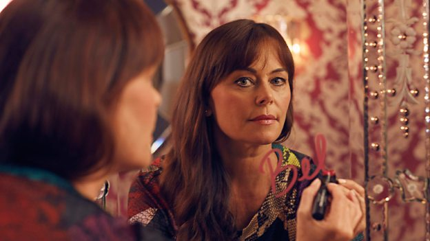 Bel Finch played by Polly Walker