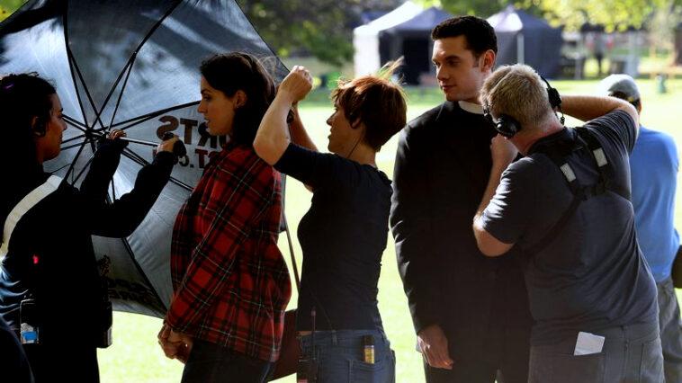 Grantchester S6 Filming Begins