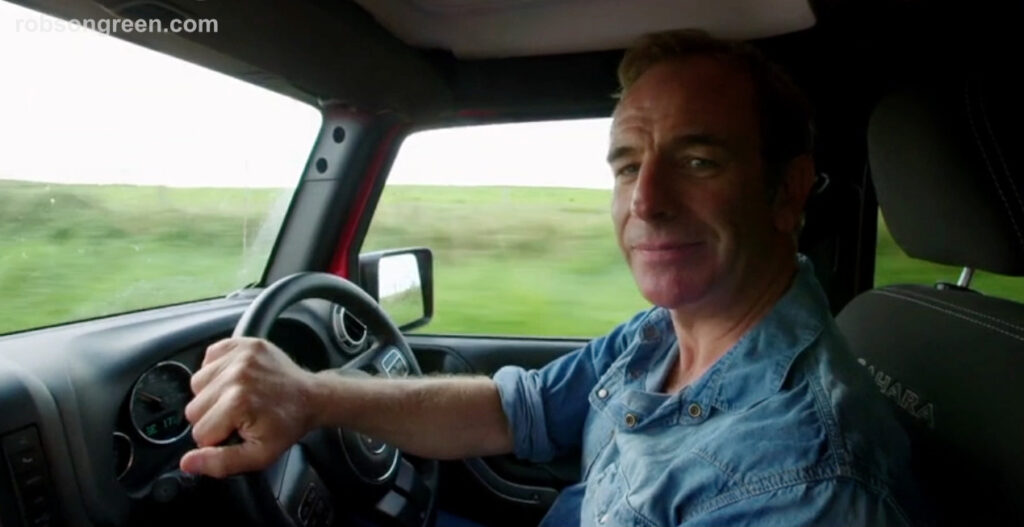 For the Love of Britain - Robson Green in Cornwall