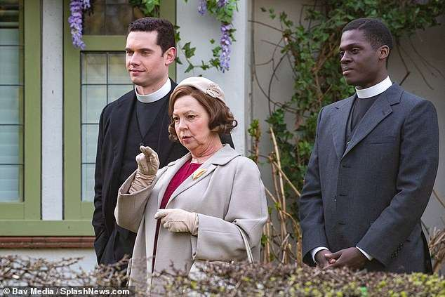 Cast: Guest stars this season include Miles Jupp, Jemma Redgrave, and Rachael Stirling