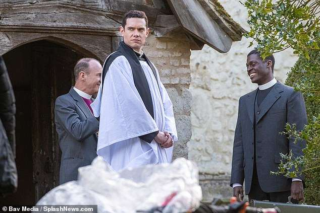 Based on: The series is adapted from the Grantchester Mysteries novels by James Runcie
