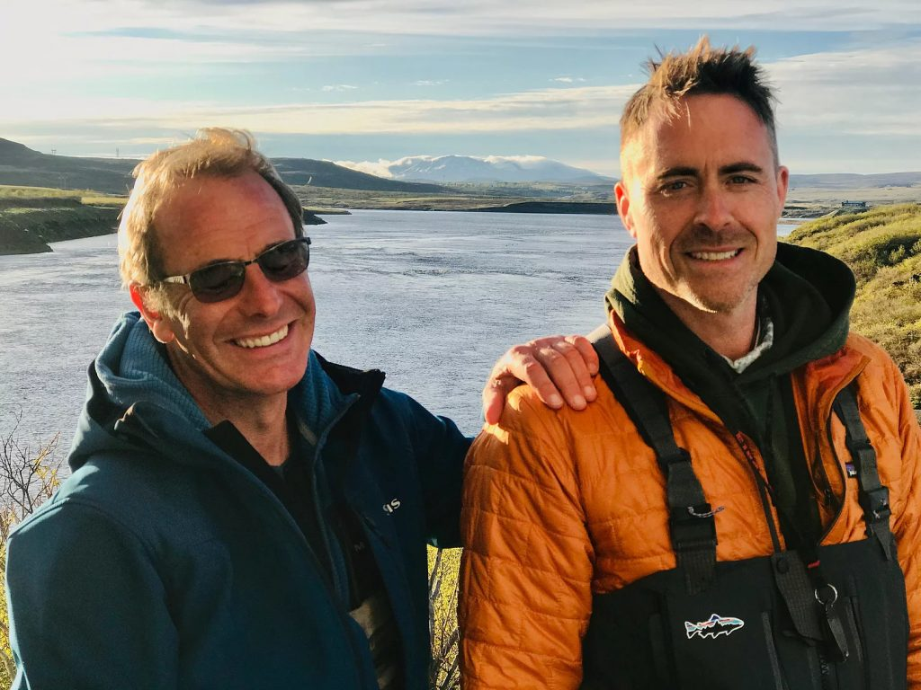 Robson and Jim's Icelandic Fly Fishing Adventure