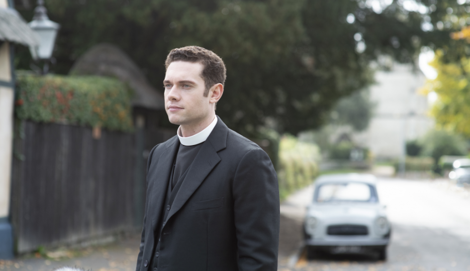 Interview with Tom Brittney as Will Davenport in Grantchester